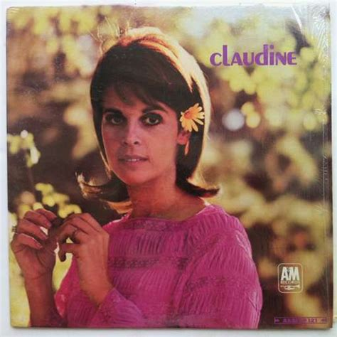 claudine longet claudine claudine longet claudine longet records lps vinyl and