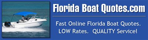 boat insurance cost florida florida boat quotes fast and free fl boat insurance