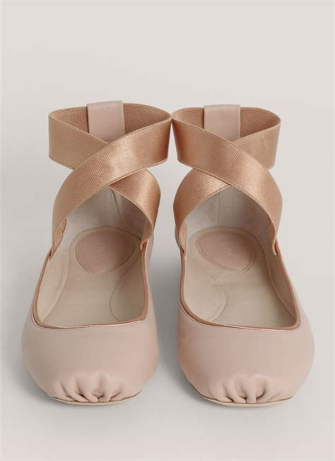 Sandal Wanita Knt Block Heels Pink Salem ballet flats forever a want style flats ballet and wedding