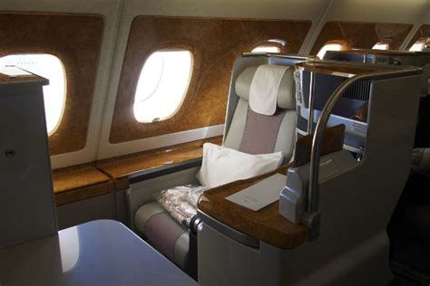 madding crowd emirates business class review
