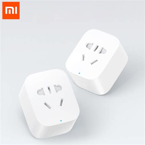 Xiaomi Wifi Smart Socket Smartphone original xiaomi smart socket bacic wifi wireless remote socket adaptor power on and