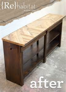 diy sideboard buffet table advanced woodworking salvaged buffet table buildipedia