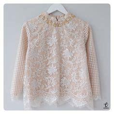 Baju Batik Modern Bolero Blouse Batik Applique Baju Atasan Bol003a simple sleeve lace organdy organza applique organdi