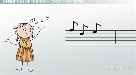 meaning of themes in music through composed music definition form songs video