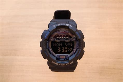 Casio G Shock Gls Black Huruf Blue g shock gls100 1 hullabaloo