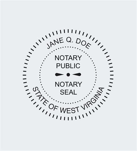notary rotary notary supplies and services for the west virginia notary seals nna