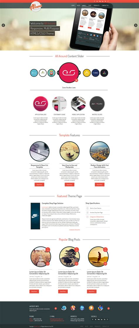 themeforest wordpress theme tutorial themeforest universal wordpress website templates zip
