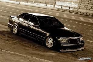 Mercedes Tuners Mercedes W140 Tuning Images