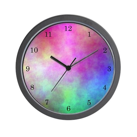 cool wall clock cool clocks wall clock by cosmeticplastic