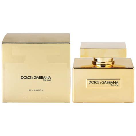 Parfum Dolce Gabbana The One dolce gabbana the one 2014 eau de parfum pour femme 75