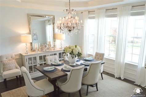 living room curtain sets and ikeas ritva curtains in our dining room update vertical vs horizontal buffet mirror