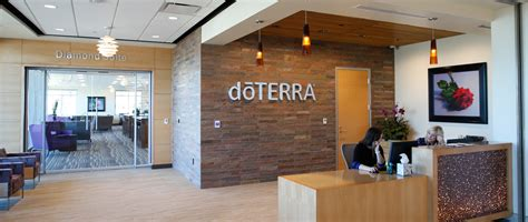 Office Doterra by Jacobsen Construction 187 D蜊terra Worldwide Corporate Cus