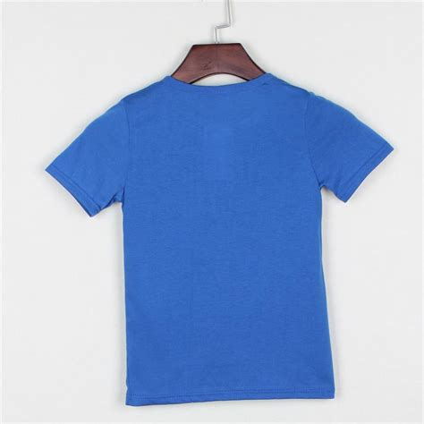tshirt kaos you kaos t shirt anak size 90 blue