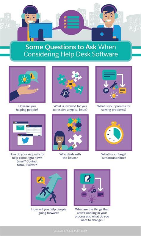 it help desk questions typical help desk questions desk design ideas