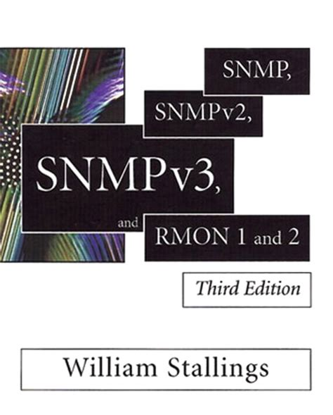 Snmp Snmpv2 Snmpv3 And Rmon 1 And 2 Paperback Informit