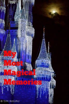 my most magical disney memories | walt disney world