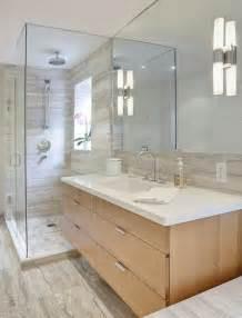 Silestone Bathroom Vanity Tops Houzz Bathrooms Bathroom Contemporary With Floating Vanity