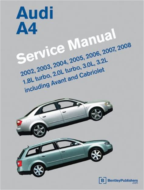 auto repair manual online 2003 audi a4 lane departure warning audi s4 repair manual