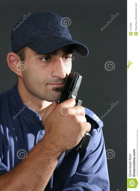security guard royalty free stock images image 1727599
