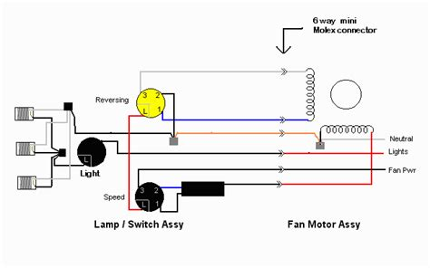 ceiling fan chain switch wiring diagram get