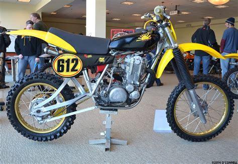 vintage yamaha motocross bikes vintage motocross