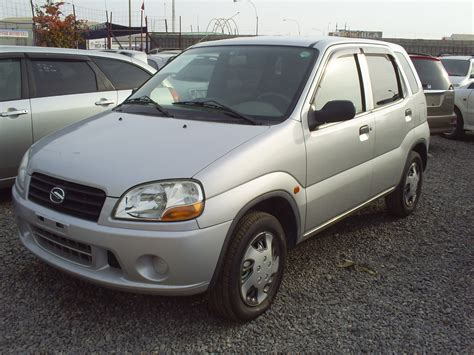 2001 Suzuki Ignis 2001 Suzuki Ignis Pictures Information And Specs Auto