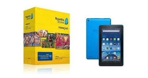rosetta stone best buy free tablet with rosetta stone purchase southern savers