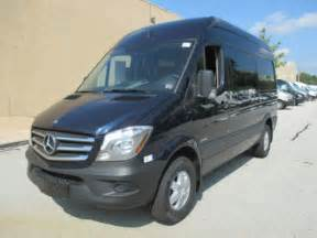 Mercedes Cargo For Sale 2015 Mercedes Sprinter Crew Cargo For Sale