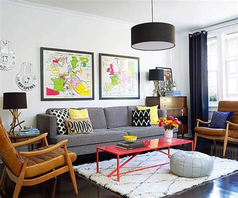 17 best ideas about colorful furniture on