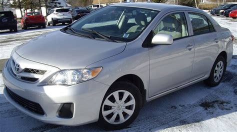 Toyota Corolla S 2012 Used 2012 Toyota Corolla S In New Germany Used Inventory