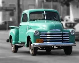Antique Chevrolet Trucks Truck Photo Teal Chevrolet Chevy