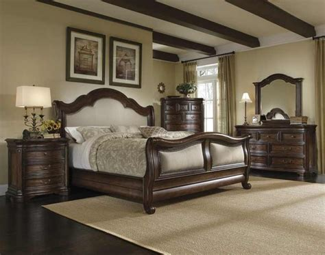bedroom furniture sets queen size art furniture 5 piece coronado queen size bed bedroom
