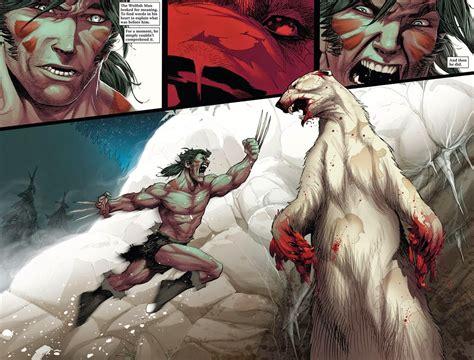 The Prestige A Reviewits Batman Vs Wolveri by The Dork Review Wolverine Vs Bears