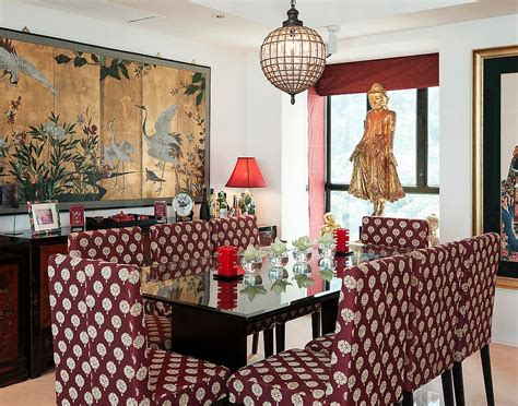 asian style dining room furniture serene and practical 40 asian style dining rooms