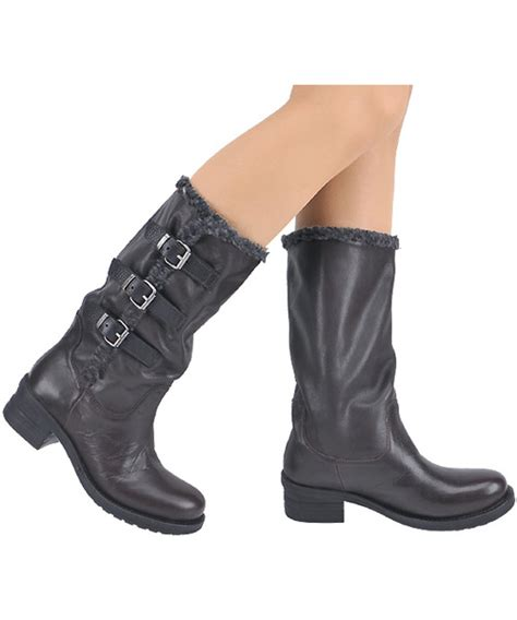 Inspired Boots By Miss Sixty by Boots Miss Sixty Ophelia Q01638 Black Boots Miss