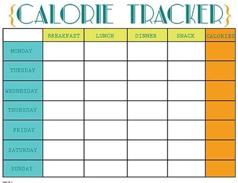 Printables Meal Tracking Worksheet Beyoncenetworth Worksheets Printables Nutrition Chart Template