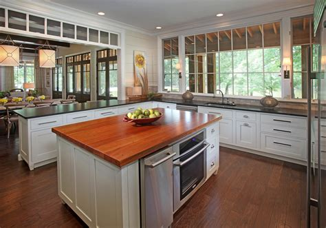wooden kitchen islands modern wooden kitchen home design