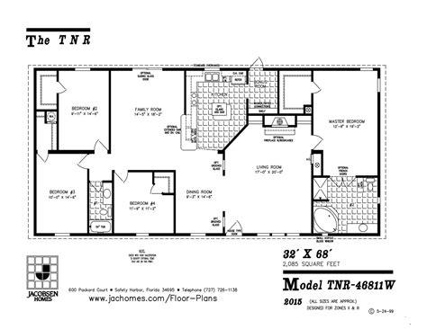 imlt 46412b mobile home floor plan ocala custom homes tnr 46811w mobile home floor plan ocala custom homes