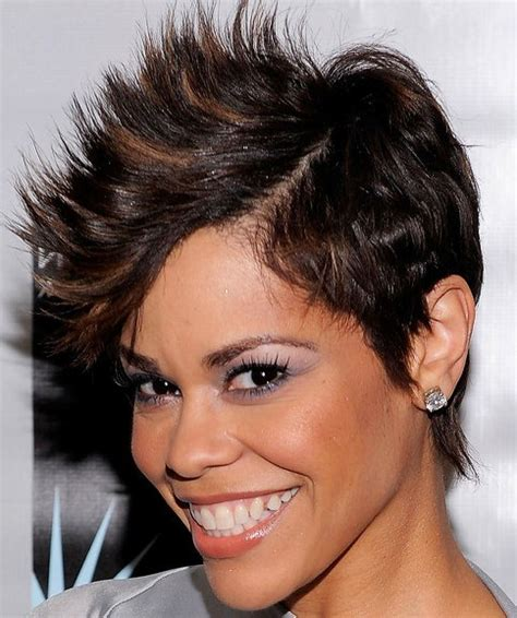 haircuts for women long hair that is spikey on top short spiky haircuts and hairstyles for women 2016 very