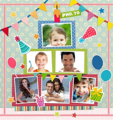 decorar varias fotos gratis collage para cumplea 241 os