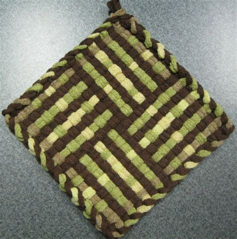 potholder loom pattern 17 best images about project ideas potholder patterns on