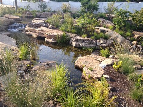 aquascape pond aquascape ecosystem waterfall pond installation shedd