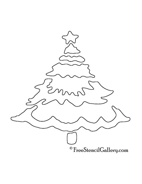 christmas tree stencil printable search results for tree stencil template calendar 2015