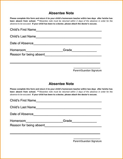doctors note template for work 11 doctors excuse for work cashier resume