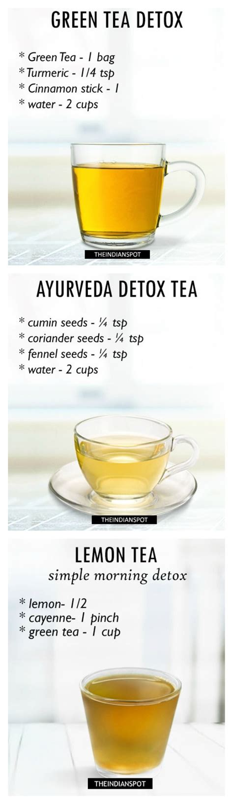 Liver Detox Glowing Skin by 1000 Ideas About Detox Tea On Weight Loss