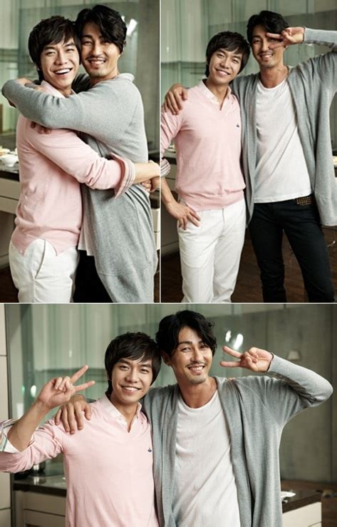 lee seung gi cha seung won quot the greatest love quot cha seung won and lee seung gi