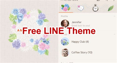 theme line ios gratis download theme shop line