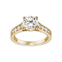 images of gold wedding rings yellow gold solitaire engagement rings 171 diamantbilds