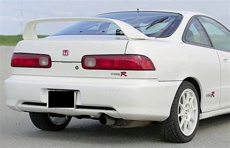 acura integra type r spoiler acura integra quot type r quot factory post no light spoiler 1997