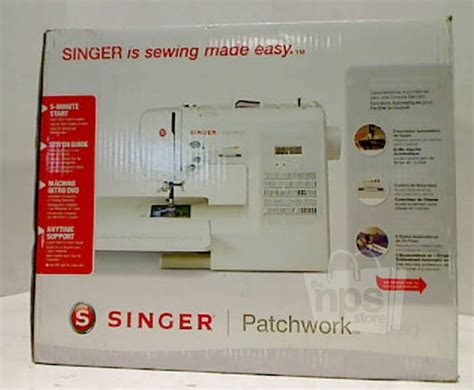 Singer Patchwork Sewing Quilting Machine - singer 7285q patchwork sewing and quilting machine ebay